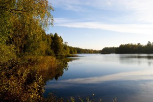 Ybbarpssjön. Foto: Richard Petersson